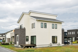 クレバリーホーム山形・天童・東根・新庄の施工事例