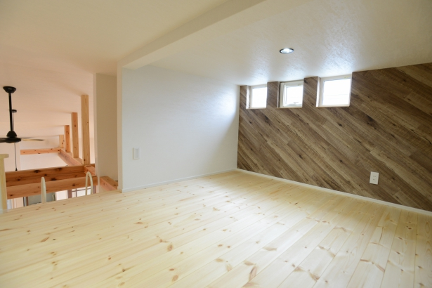 美・中川工務店 Lの家 寝室