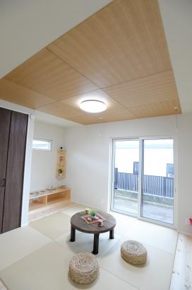 美・中川工務店 Lの家 洋室
