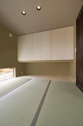 鎌田工務店|薪ストーブのある暮らしを愉しむ家|和室