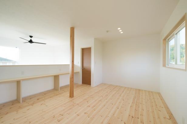 鎌田工務店|薪ストーブのある暮らしを愉しむ家|子供部屋