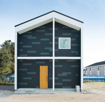 鎌田工務店|薪ストーブのある暮らしを愉しむ家|外観