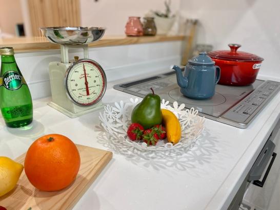 50歳からのリノベーション|キッチン